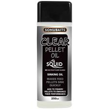 ADDITIF LIQUIDE SONUBAITS CLEAR PELLET OIL