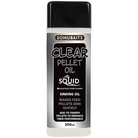ADDITIF LIQUIDE SONUBAITS CLEAR PELLET OIL