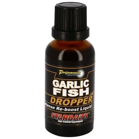 ADDITIF LIQUIDE STARBAITS CONCEPT DROPPER GARLIC