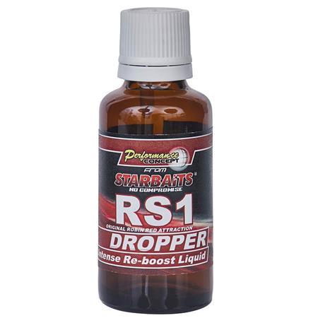 ADDITIF LIQUIDE STARBAITS PERFORMANCE CONCEPT DROPPER RS1