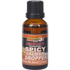 ADDITIF LIQUIDE STARBAITS PERFORMANCE CONCEPT DROPPER SPICY SALMON