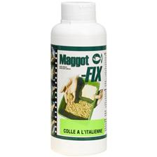 ADDITIF POUDRE SENSAS MAGGOT-FIX COLLE A L'ITALIENNE - 250 OU 500G