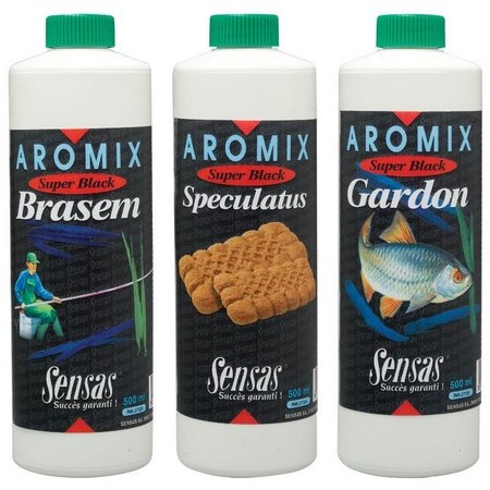 ADDITIF SENSAS AROMIX BLACK