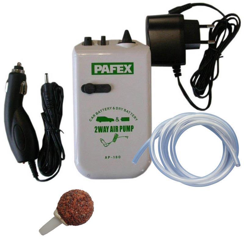 AERATEUR SECTEUR 3 FONCTIONS PAFEX - débit 6 l/h