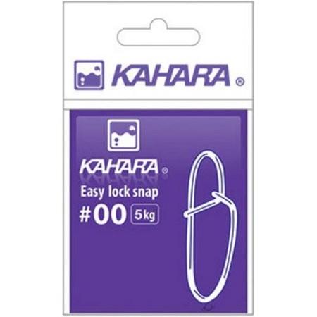 AGRAFE CARNASSIER KAHARA EASY LOCK SNAP - PAR 10
