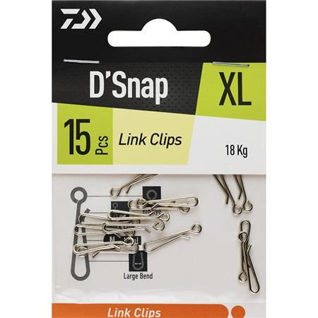 AGRAFE DAIWA SPECIAL PLOMB LEAD SNAP