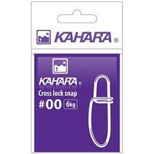 Tying Kahara CROSS LOCK SNAP N°00