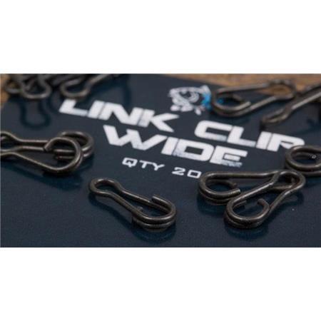 AGRAFE NASH LINK CLIPS WIDE