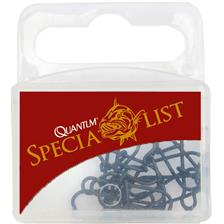 Tying Quantum Specialist SPECIALIST EXTRA STRONG DUAL LOCK SNAP TAILLE 10
