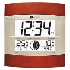 ALARM CLOCK LA CROSSE TECHNOLOGY WS6118