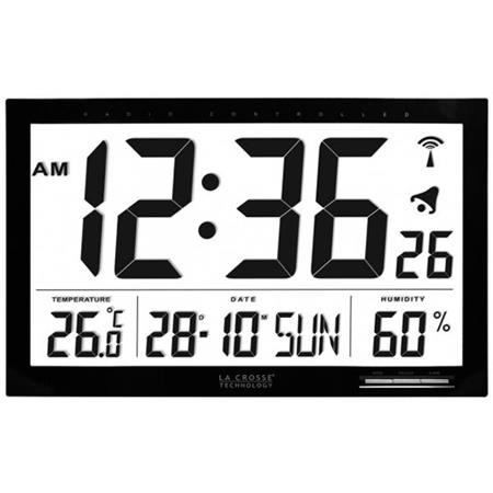 ALARM CLOCK LA CROSSE TECHNOLOGY WS8007