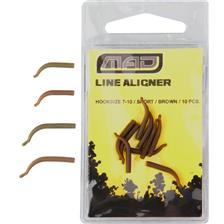Tying Mad LINE ALIGNER MARRON LONG 7 10