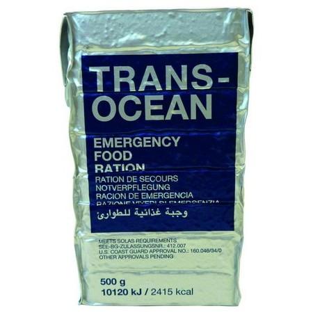 ALIMENTS DE SURVIE FORWATER TRANS-OCEAN