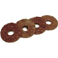 ALL NATURAL RAWHIDE REFILLS BUSY BUDDY GNAWHIDE RINGS