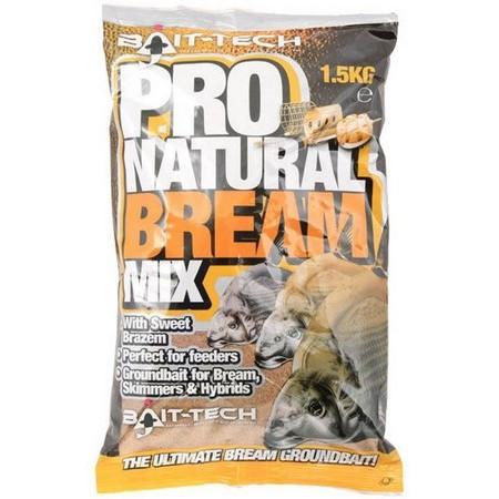 AMORCE BAIT-TECH PRO NATURAL BREAM MIX