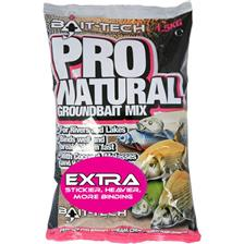 Baits & Additives Bait Tech PRO NATURAL EXTRA
