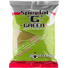 Baits & Additives Bait Tech SPECIAL G GREEN 101389\1