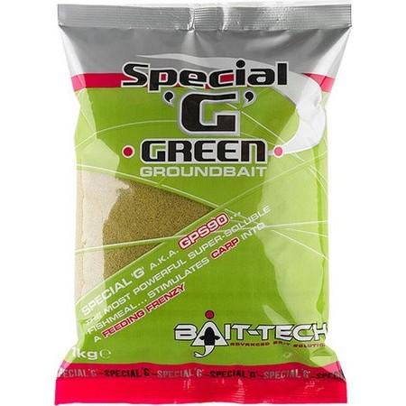 AMORCE BAIT-TECH SPECIAL G GREEN