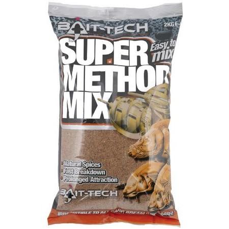 AMORCE BAIT-TECH SUPER METHOD MIX