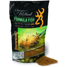 Baits & Additives Browning CHAMPION'S METHOD FORMULA FISH SCOPEX CARAMEL
