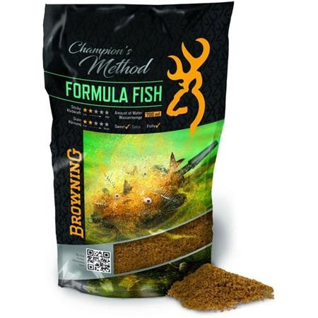 AMORCE BROWNING CHAMPION'S METHOD FORMULA FISH