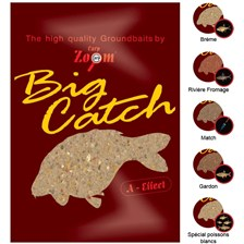Baits & Additives Carp Zoom BIG CATCH COUP MATCH