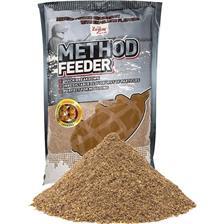 METHOD FEEDER GROUNDBAIT 1KG FISH HALIBUT