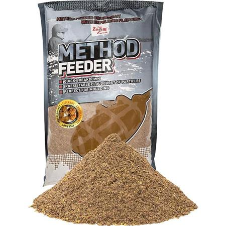 AMORCE CARP ZOOM METHOD FEEDER GROUNDBAIT - 1KG