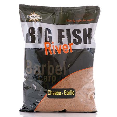 AMORCE DYNAMITE BAITS BIG FISH RIVER CHEESE & GARLIC