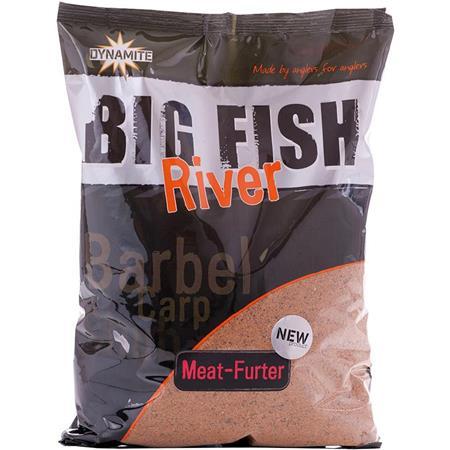 AMORCE DYNAMITE BAITS BIG FISH RIVER MEAT FURTER