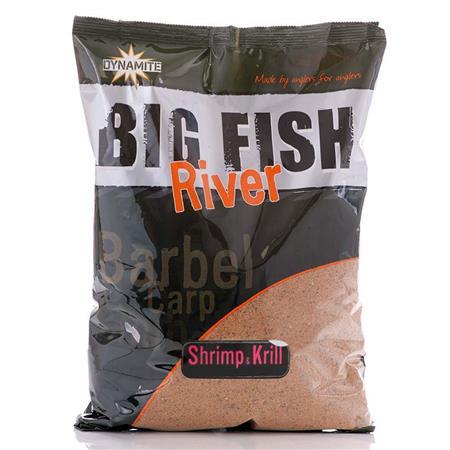 AMORCE DYNAMITE BAITS BIG FISH RIVER SHRIMP & KRILL