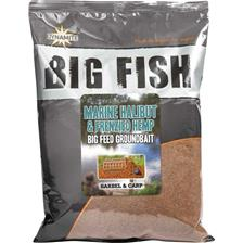 AMORCE DYNAMITE BAITS MARINE HALIBUT & HEMP GROUNDBAIT BIG FISH