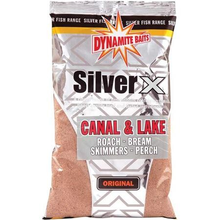 AMORCE DYNAMITE BAITS SILVER X CANAL AND LAKE ORIGINAL