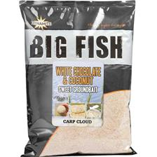 WHITE CHOCOLATE & COCONUT GROUNDBAID BIG FISH ADY751474