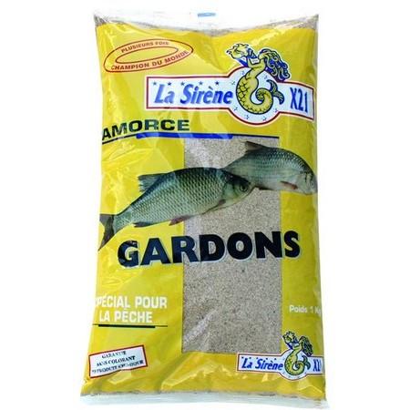 AMORCE LA SIRÈNE X21 GARDONS - 1KG