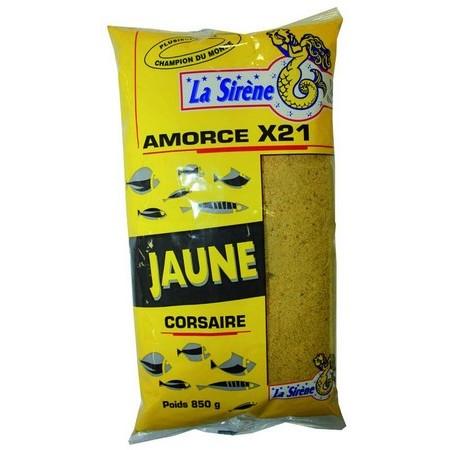 AMORCE LA SIRÈNE X21 JAUNE - 850G