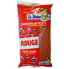 Baits & Additives La Sirène X21 AMORCE ROUGE 850G AMORCE LA SIRENE X21 ROUGE 850G