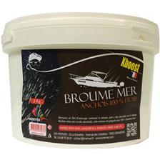 Baits & Additives Meriver AMORCE BROUME MER ANCHOIS 100% XBOOST AR00091