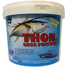 Baits & Additives Meriver AMORCE BROUME SP THON GROS POISSON EN SACHET AR00016