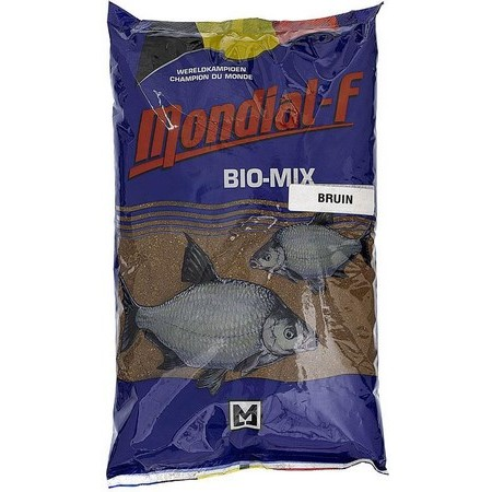AMORCE MONDIAL-F BIO MIX BRUN - 2KG