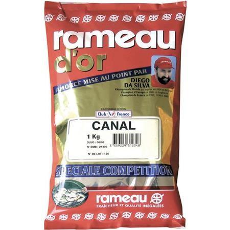 AMORCE RAMEAU D'OR DA SILVA CANAL