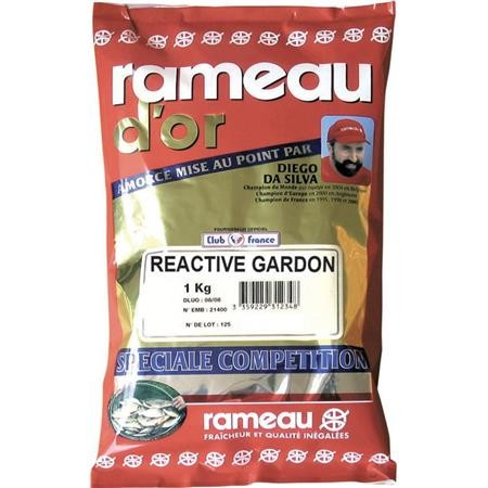 AMORCE RAMEAU D'OR DA SILVA REACTIVE GARDON