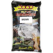 AMORCE SENSAS 3000 BREMES BROWN - 1KG