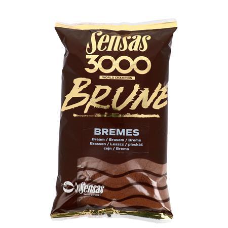 AMORCE SENSAS 3000 BRUNE BREME - 1KG