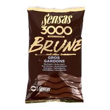 Sensas  3000 BRUNE GROS GARDON 1KG 10071