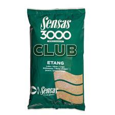 Baits & Additives Sensas 3000 CLUB ETANG 10871