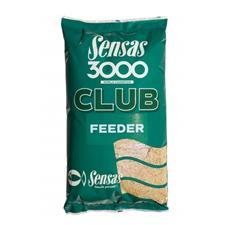 Baits & Additives Sensas 3000 CLUB FEEDER 1KG