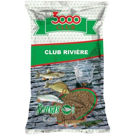 AMORCE SENSAS 3000 CLUB RIVIERE