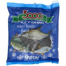 3000 ICE FISHING READY ROACH BLACK 500G 01072