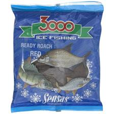 3000 ICE FISHING READY ROACH RED 500G 01022